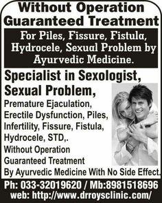 Sexology Clinic in Kolkata