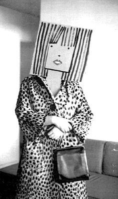 Paper Masks 1959-1985