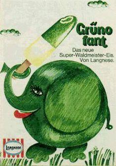 Grünofant(astisch)