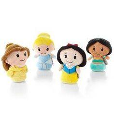 itty bittys® Disney Princess Stuffed Animal Collector Set,