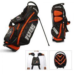 NHL Philadelphia Flyers Fairway Stand Bag by Team Golf. Buy now @ ReadyGolf.com