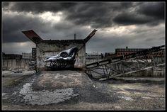Roa - The End by Romany WG, via Flickr