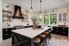 Rustic Kitchen Farmhouse Style Ideas 28