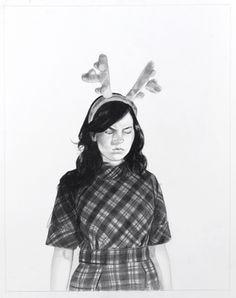 ANTLERS - Whistling past the graveyard  - Mercedes Helnwein