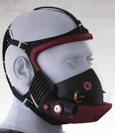 Sidewinder SCBA for firefighters
