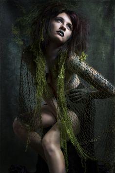 Beautiful, surreal portraiture by Arielle Lewis Studios  Hair/Styling/Make-up: Kalour Studios