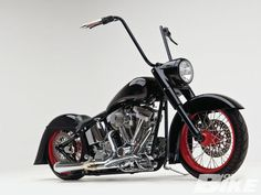 Bartered Beauty | 2005 Harley-Davidson Heritage Softail | Hot Bike