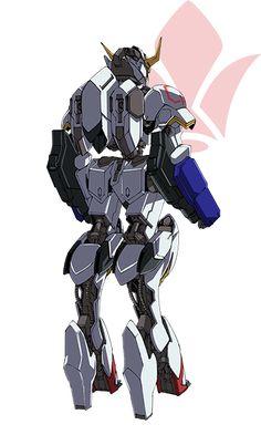 ガンダム・バルバトス GUNDAM BARBATOS ASW-G-08