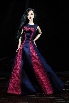Darkness Vanessa wears High Point Vanessa | Flickr - Photo Sharing!