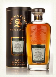 Mortlach 20 Years Old 1990 Cask Strength Collection Signatory, Refill Sherry Butt 521 Bottles, Whiskey Drinks, Scotch Whiskey, Bourbon Whiskey, Whiskey Bottle, Alcholic Drinks, Alcoholic Beverages, Single Malt Whisky, Fun Drinks, Wine Tasting