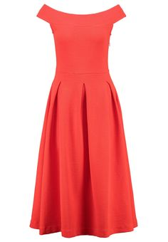 Zomerjurken mint&berry Korte jurk - fiery red Rood: € 59,95 Bij Zalando (op 11-8-16). Gratis bezorging & retournering, snelle levering en veilig betalen!