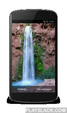Beautiful Waterfall LWP HD  Android App - playslack.com , Beautiful Waterfall video live wallpaper.This is really video live wallpaper that are very rare to find! Other wallpapers just emulating video using images sequence.Features:- free!- Can be moved to SD Card!- Adjustable speed (frame rate).- Do NOT contains any push notifications or icon ads !Compatible with many smartphones and tablets.Personalize your smartphone with this beautiful live wallpaper!We would appreciate if you rate our…
