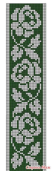 Crochet blouses in sirloin technique for a girl – Knitting for children – Country of Moms - Fashion Cross Stitch Bookmarks, Cross Stitch Borders, Cross Stitch Rose, Cross Stitch Flowers, Cross Stitch Designs, Cross Stitch Embroidery, Cross Stitch Patterns, Filet Crochet, Crochet Diagram