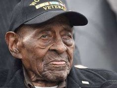 Oldest U.S. vet, 110, helps mark Pearl Harbor Day