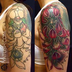 Cover up , work in progress #yatush #amsterdam #tattoo #coverup #amsterdaminkandart