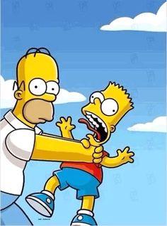 Simpson Wallpaper Iphone, Funny Iphone Wallpaper, Funny Wallpapers, Cartoon Wallpaper, Simpsons Characters, Classic Cartoon Characters, Classic Cartoons, Homer Simpson, Simpsons Drawings