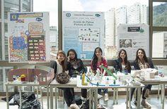 Feria de Proyectos de Investigación aplicados a la Ingeniería de Alimentos.