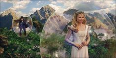 Oz The Great and Powerful. Great new video clip. I can't wait to see this movie!