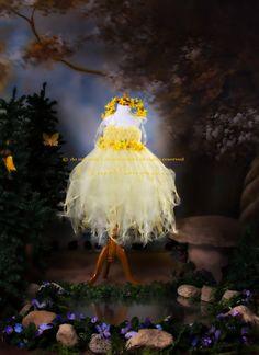 Fairy dress  Fairy costume Photography fairy by Whimsicalfairyfair, $85.00