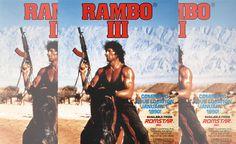 rambo III, taito, arcade