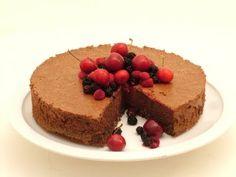 Recetas | Torta mousse de chocolate | Utilisima.com