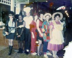 Halloween at Jason's Deli in 1986, ten years after we first opened our doors.