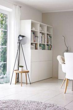 Ikea Besta Witte Hoogglans Kast Huis En Inrichting Kasten Boekenkasten