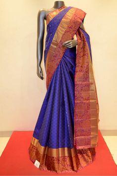 Buy online kanjeevaram sarees this festival season in India for affordable price with traditional looking kanchipuram silk saree, bridal wear kanchipuram sarees, kanjivaram sarees. Kanjivaram Sarees, Kanchipuram Saree, Silk Sarees, Saris, South Indian Wedding Saree, Saree Wedding, Indian Bollywood, Bollywood Fashion, Kerala Bride