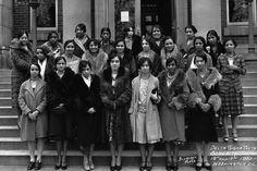 The 22 Founders of Delta Sigma Theta. #DeltaSigmaTheta #sororityhistory