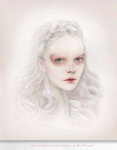 Bec Winnel #illustration #art #drawing