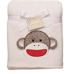 Baby Starters Boy Girl Sock Monkey Security Blanket Shower Gift 30x40 Lovey Baby Starters http://www.amazon.com/dp/B00SFXDIHG/ref=cm_sw_r_pi_dp_MA21vb0675TC2