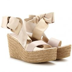 Espadrille Wedges from Picsity.com
