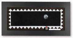 Cerasonar 3060 x1 - kleines unsichtbares Soundpanel