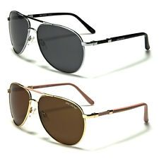 New Black Polarized Aviator Retro Vintage Mens Ladies Designer BeOne Sunglasses