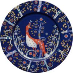 Taika-lautasia 22cm (kettueläin)