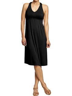 Old Navy | Women's Halter Jersey Dresses
