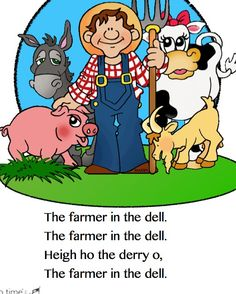 Farmer in the Dell - Music Education Free Resource from Solo Time Music Games children education Music Education, Kids Education, Music Tones, Music For Kids, Children Music, Time Games, Teacher Notebook, Farm Theme, Songs To Sing