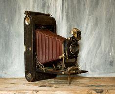 Antique Kodak Camera  Eastman Kodak 3A by NostalgicWarehouse, $220.00