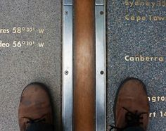 Royal Observatory Greenwich Prime Meridian Line Visit . Have my own picture of my feet on either side of the timeline. Greenwich Meridian, Greenwich London, Prison, Meridian Lines, London Neighborhoods, London Boroughs, London Places, England And Scotland, London