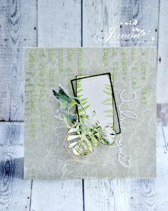 Jiwon Crafts Blog: RENKE #2