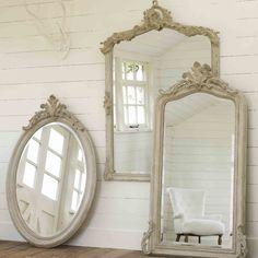 Gustavian Mirrors - Wall Mirrors - Mirrors