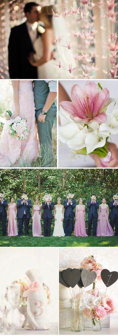 Mariage rose, conte de fée, la vie en rose #pastel wedding #wedding planning
