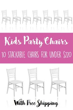 Birthday party ideas, girl, boy, kids Party Chairs, decorations, Children's party seating event chairs, Classy, elegant, banquet chairs, for kids, children's party chairs, event seating for children, event seating for kids, birthday party chairs, birthday party chairs, birthday party seating, childrens table chairs and seating, banquets for kids, Chiavari chairs for kids, Children's Chiavari chairs, Fairy Princess Birthday Party Seating, Princess 2018, top party products, best, cute