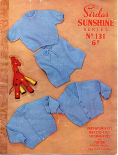 8d1599c5983e 1256 Best Vintage Baby knitting patterns   Baby Knit Patterns images ...