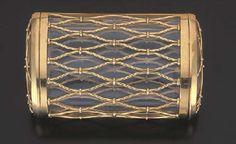 Vintage Gold Cigarette Case by Cartier Vintage Cigarette Case, Cigarette Box, Art Deco Jewelry, Jewelry Box, Cigar Cases, Antique Boxes, Smoking Accessories, Casket, Art Object
