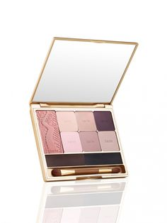 be MATTEnificent colored clay eye & cheek palette - tarte cosmetics