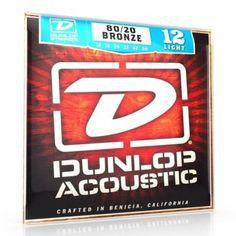 Dunlop Bronze 80/20
