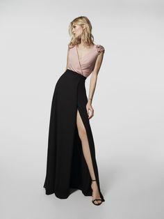 Foto vestido de festa preto (62040)