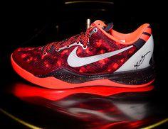 wholesale dealer c2d2a 7472a Hot sale Nike Kobe 8 System GC Port WinePure Platinum Team Red Bright  Crimson 555286 660 in 2013