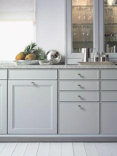 Kitchen Door Designs, Kitchen Cabinet Door Styles, Kitchen Doors, Kitchen Cabinetry, Frameless Kitchen Cabinets, Kitchen Cupboard, Cabinet Door Designs, Cupboard Doors, Kitchen Showroom